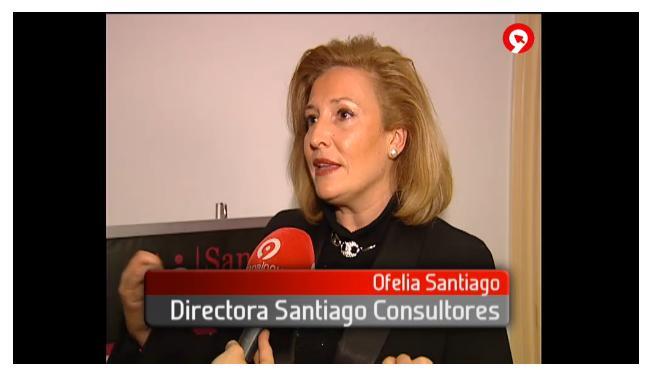 Declaraciones de Ofelia Santiago en RTVV