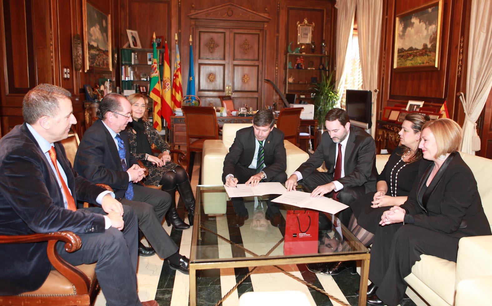 Santiago Consultores y la Universidad Europea apoyarán al Ayuntamiento de Castellón en los Foros de Urbanismo para  reforzar el posicionamiento de la ciudad a escala internacional