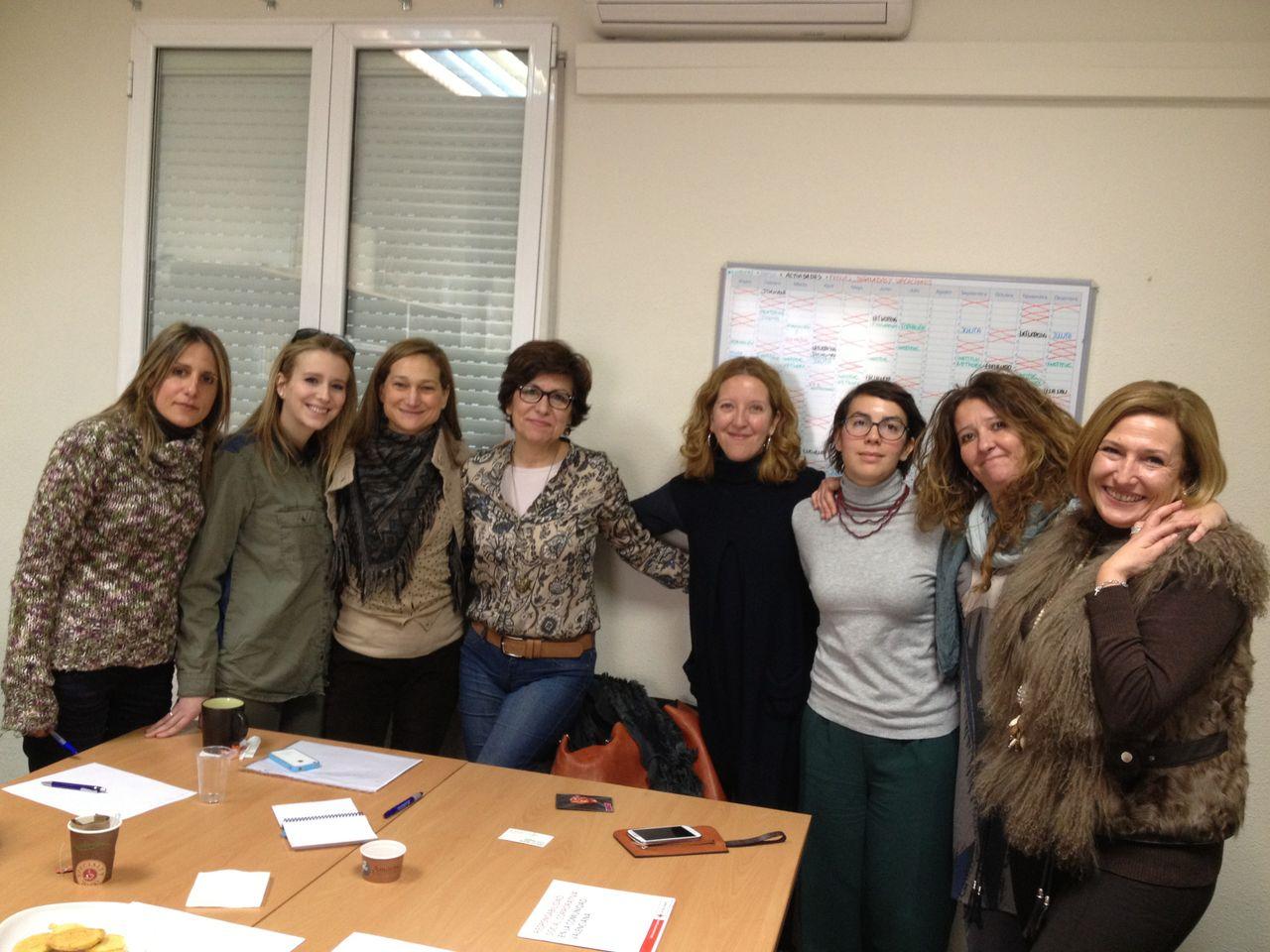 Santiago consultores participa en un taller de RSC junto a Cruz Roja y EVAP