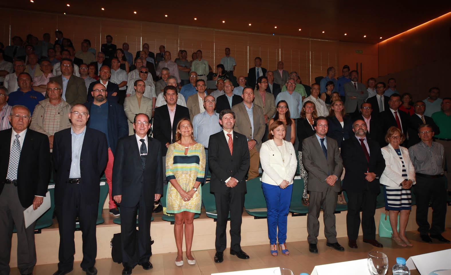 Santiago Consultores en la clausura de los Foros de Urbanismo del Castellón del Siglo XXI