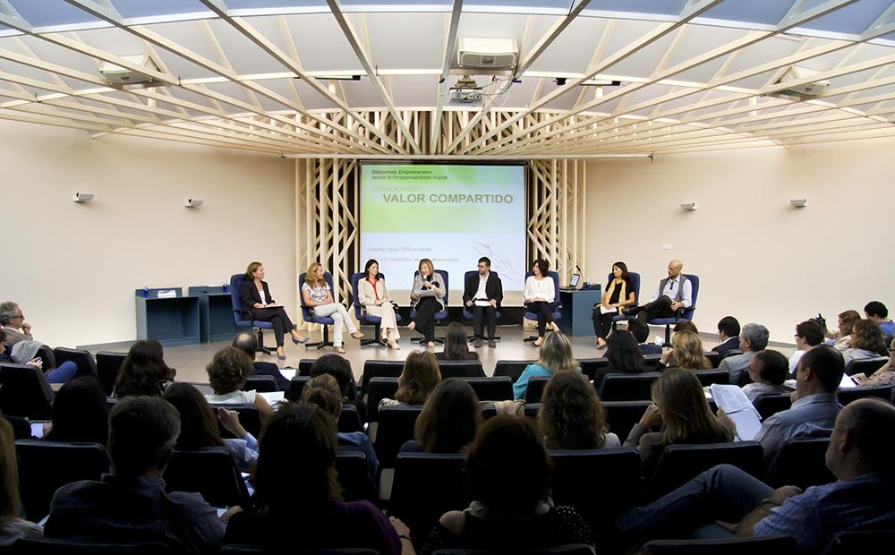 Balance Jornada Soluciones Empresariales desde la Responsabilidad Social GENERANDO VALOR COMPARTIDO