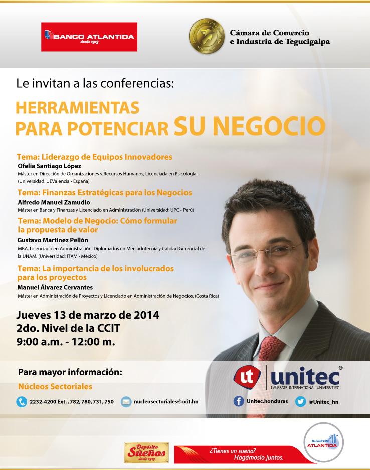 Conferencias CCIT 040314