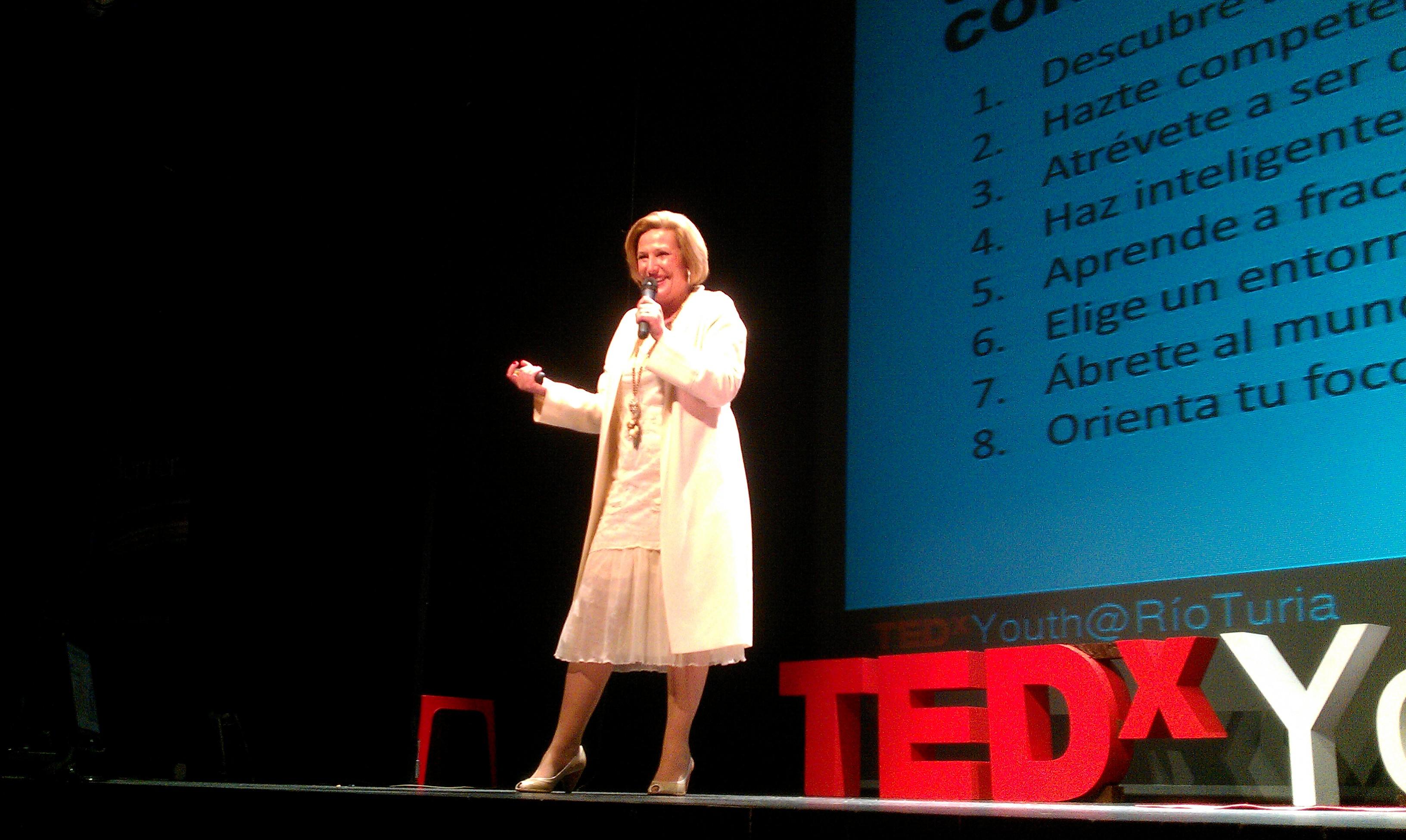 Motivación -20 años después - Conferencia TEDxYouth Valencia