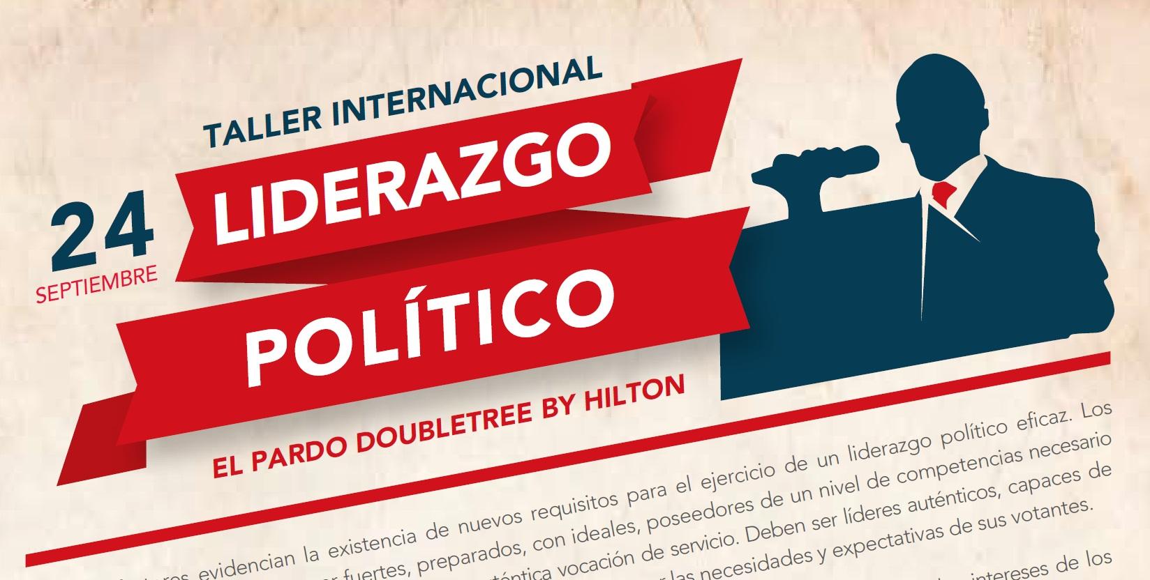 Taller internacional: Las claves del liderazgo político