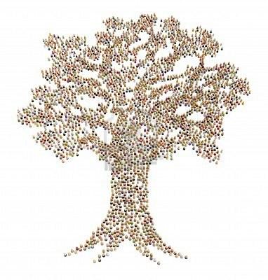 7344971-aislado-de-la-gran-multitud-de-pequenas-figuras-3d-simbolicas-en-blanco