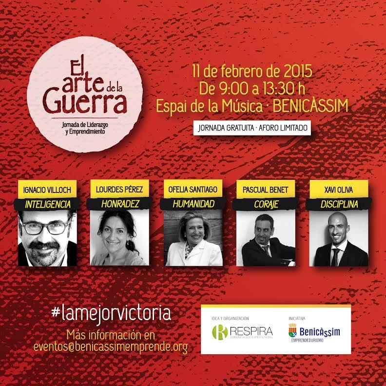 Claves para liderar y emprender con éxito en #lamejorvictoria