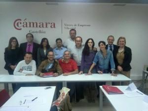 Participantes Plan Mejora Empresarial PME Vila-Real