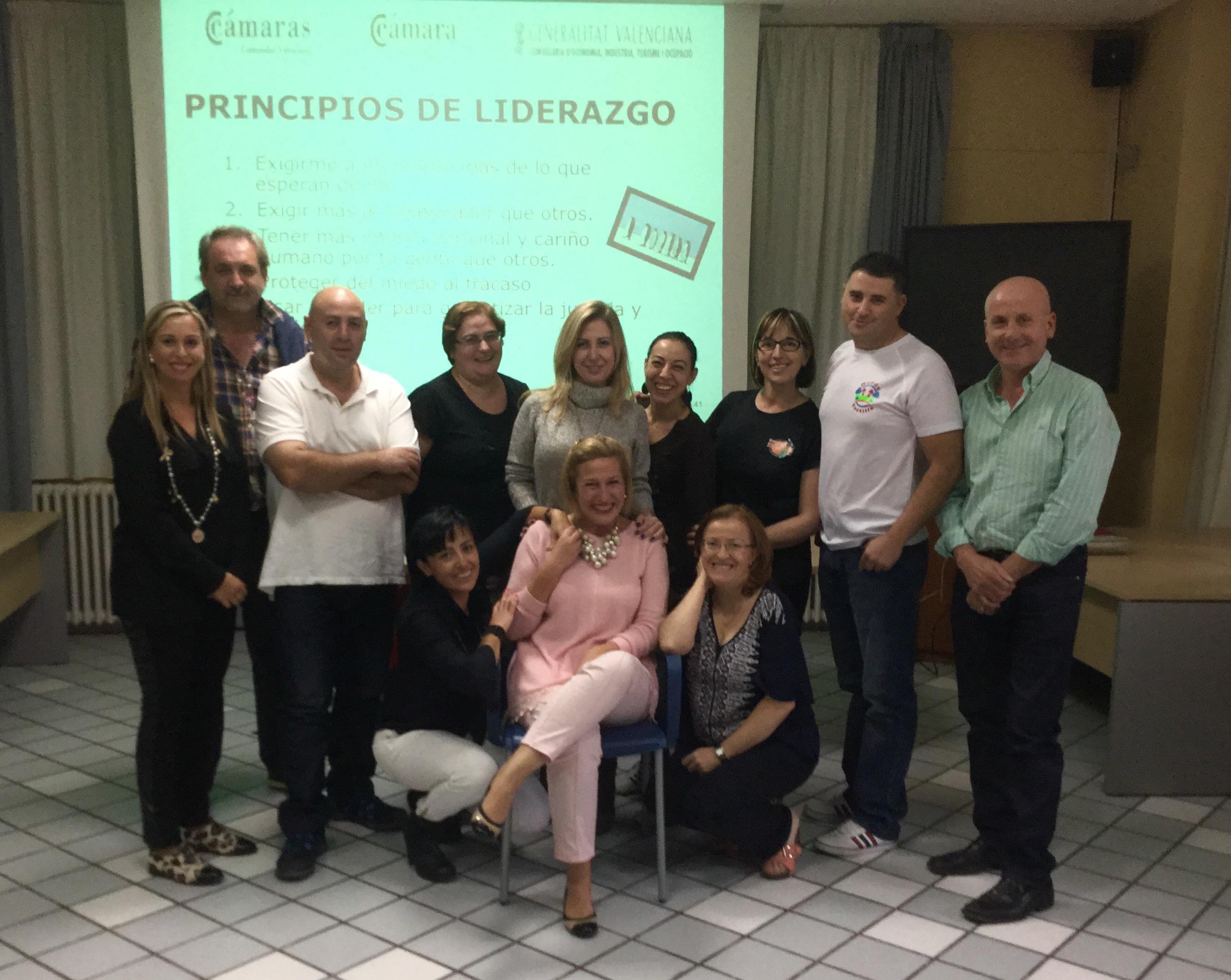 Emprendedores de Vall D'Uixo y Vila-real participan en una nueva edición del PME