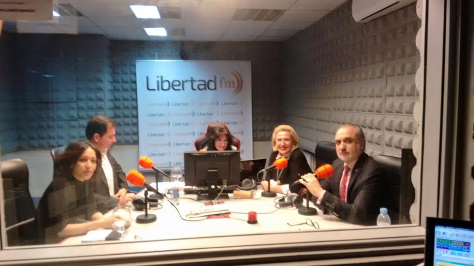 Ofelia Santiago Libertad FM 3