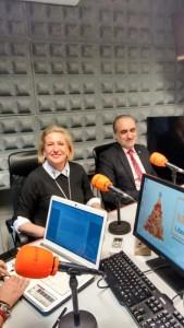 Ofelia Santiago Libertad FM 1