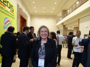 Ofelia Santiago Cumbre Comunicación Política Perú 2015 02