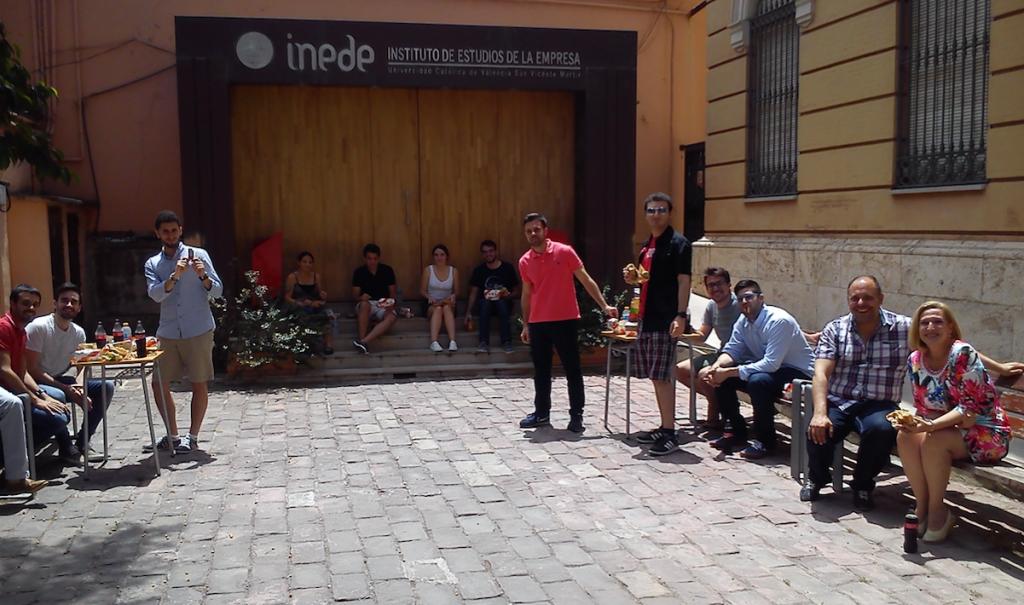Ofelia Santiago INEDE MBA Industrial para hablar de innovación