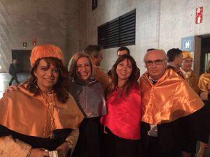 Ofelia Santiago MIDGET 1º PROMOCIÓN UEV Valencia
