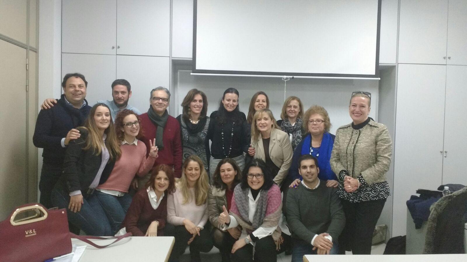 Primera sesión de prácticas con invitados en el curso PEC Psicólogo Coach