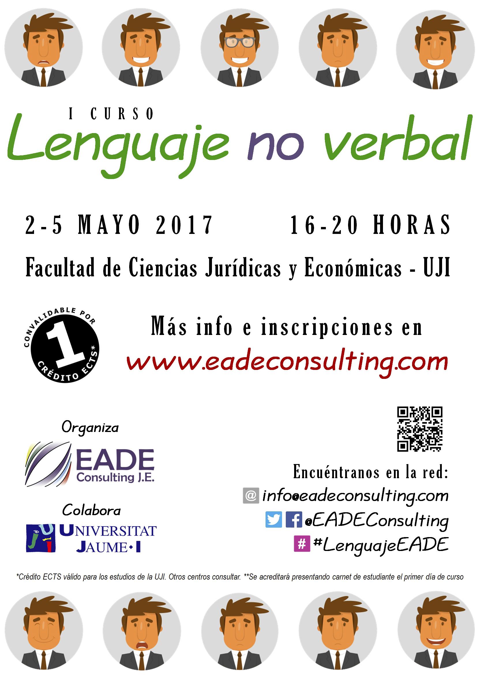Santiago Consultores imparte uno de los talleres del ciclo Lenguaje no verbal que se organiza en la UJI