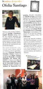 Aula Magazine Ofelia Santiago