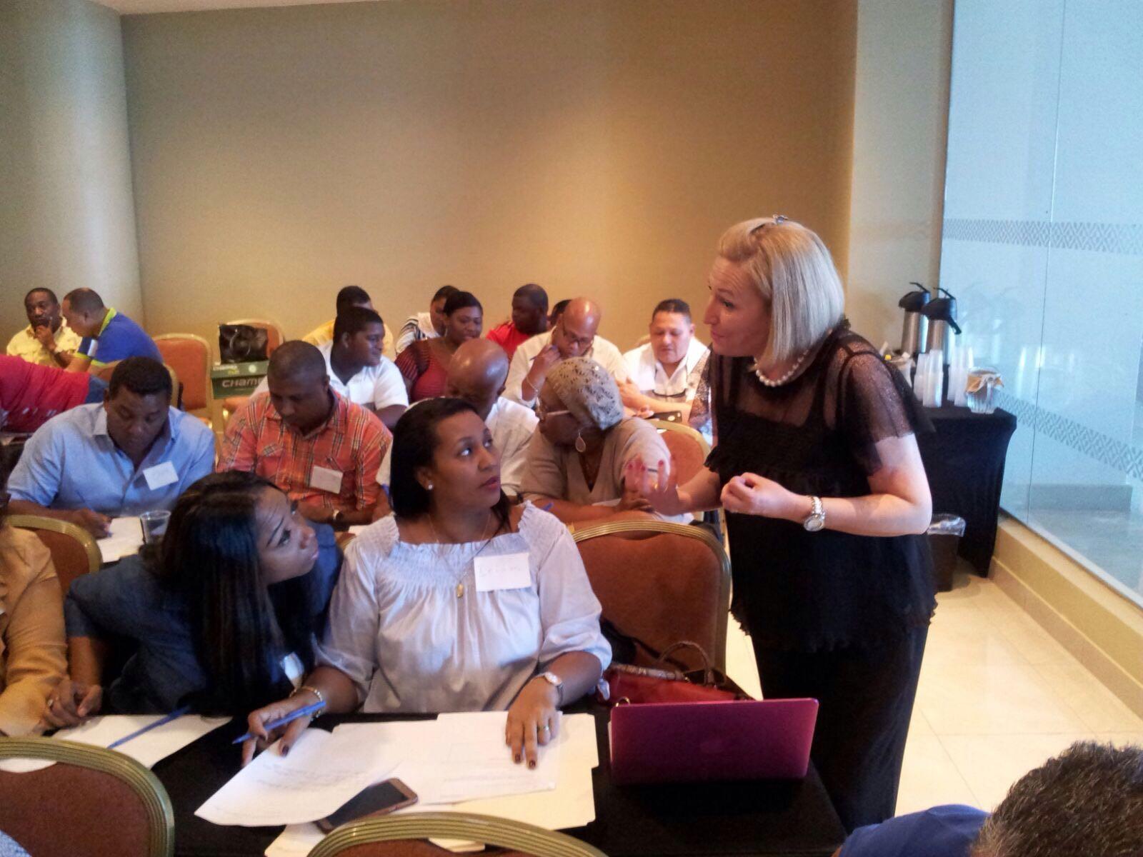 El liderazgo político transformador centra mi actividad en Panamá