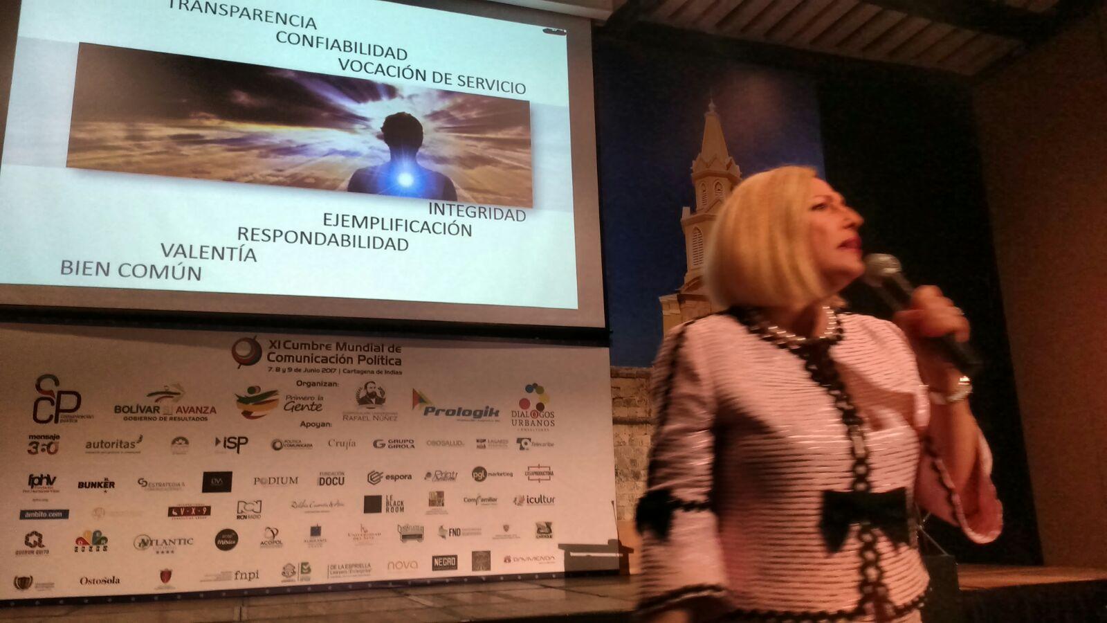 Liderazgo político transformador en la #CumbreCartagena