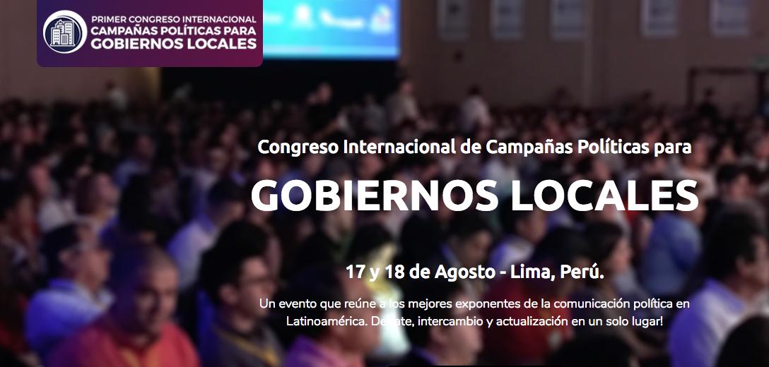 Nueva ponencia sobre transformación en el liderazgo político en Perú
