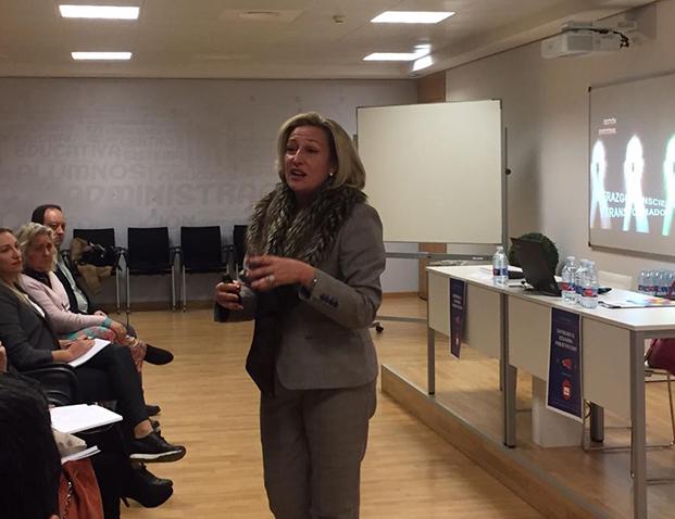 Coaching político para un liderazgo consciente, en la jornada con políticos municipales y autonómicos organizada por GOBERNATIA