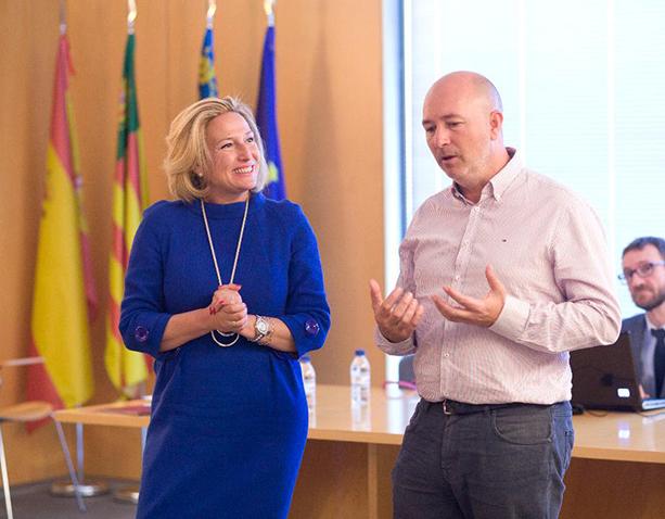 Comienzan las sesiones de coaching estratégico del SOMA Tech Hub de Castellón con Santiago consultores