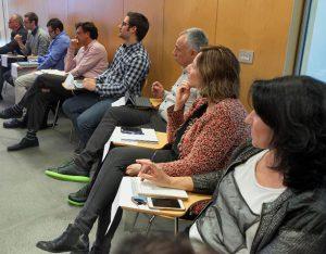 Ofelia Santiago coaching estratégico en SOMA Tech Hub Castellon