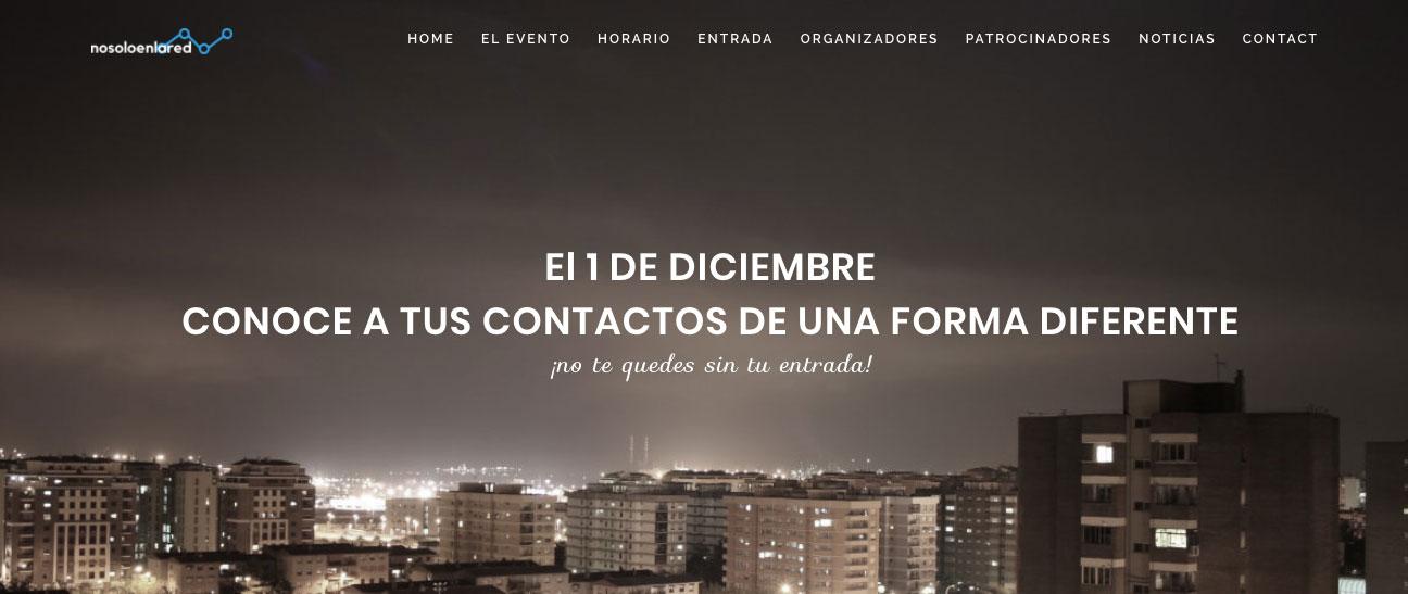 No Solo en la Red, cena navideña de networking en Castellón