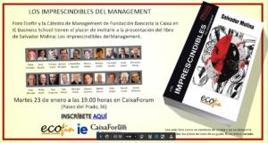 Invitacion imprescindibles management