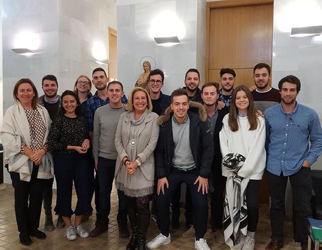 Clausura del Módulo de Innovación con una activa participación de los alumnos del Máster en Dirección de Operaciones de la UCV