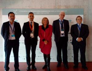 Ofelia Santiago en Congreso de Tecnologías Emergentes para Ecosistemas 4.0
