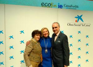 Ofelia Santiago participa en Madrid Woman's Week