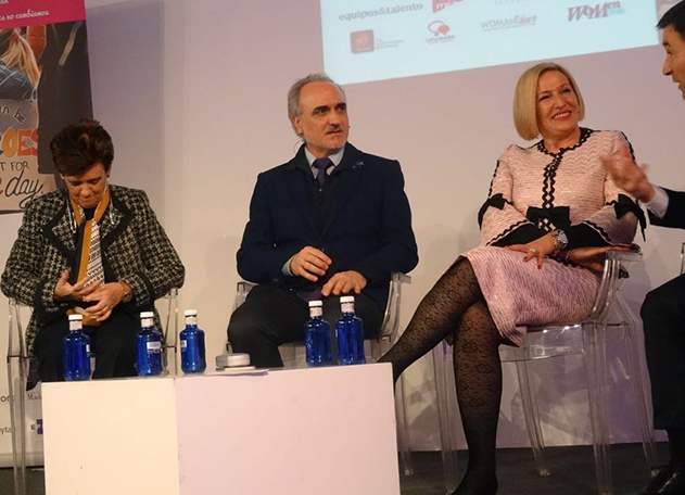 Cómo construir organizaciones felices, tema del debate en Madrid Woman's Week