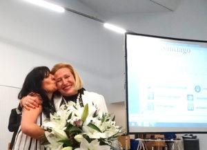 Conferencia de Ofelia Santiago sobre liderazgo consciente en Torrent