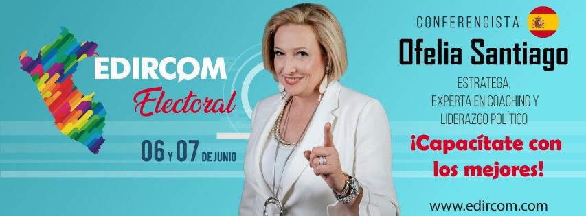 Convención Edircom Electoral de Perú