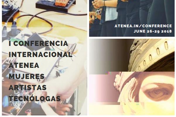 Participación en el I Congreso Internacional Mujeres: artistas, tecnólogas en Valencia