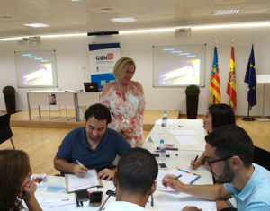 Ofelia Santiago - Gobernatia Capsula electoral