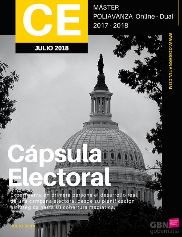 Cápsula electoral de Gobernatia
