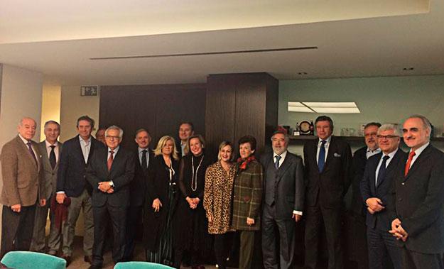 Reunión del Comité Organizador de la XII edición del Foro Ecofin 2019