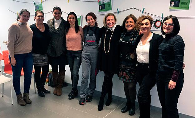 """Concluye el programa de desarrollo para mujeres emprendedoras en Castellón con la """"comunicación emocional y de alto impacto"""" como clave para el éxito emprendedo"""