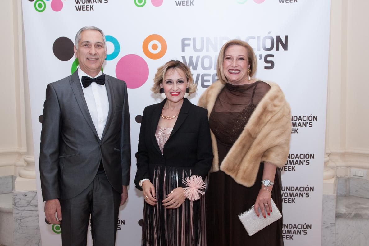 Galería fotográfica y video de los Premios Madrid Woman's Week #MWW2019
