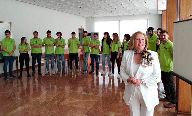 Participación en el Seminario para Líderes Jóvenes RYLA que organiza el Rotary Club