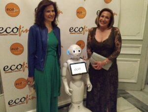 Ofelia Santiago - Gala Premios Ecofin 2019
