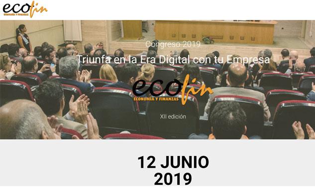 Ofelia Santiago ponente estrella en Congreso Ecofin 2019
