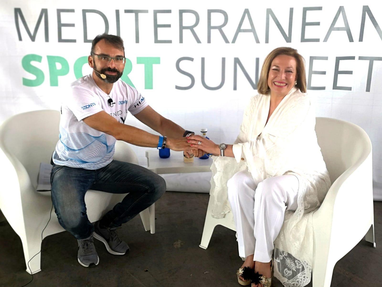 Presentamos el proyecto de superación personal Conquistando el Himalaya en el Mediterranean Sport Sunmeet