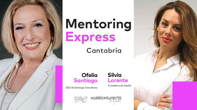 Ofelia Santiago Mentoring express Cantabria